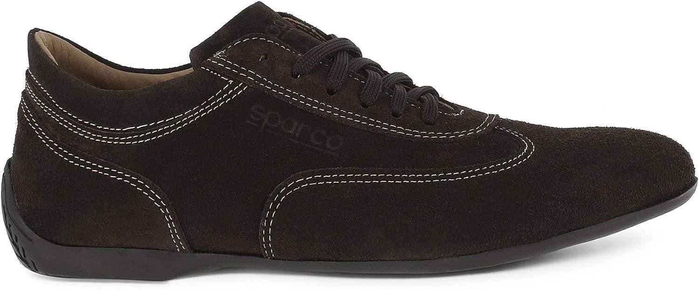 Sparco Men's Suede Sneakers, Imola-GP-CAM_TDM