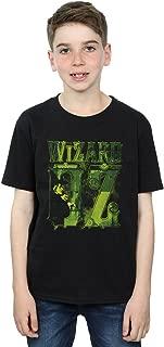 Wizard of Oz Boys Wicked Witch Logo T-Shirt