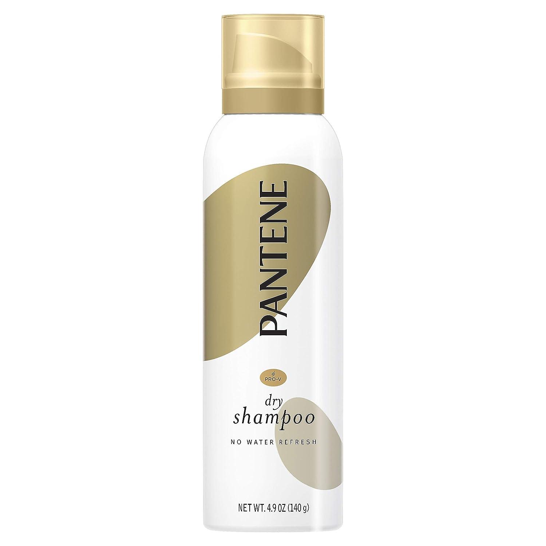 Pantene Dry Shampoo Dedication Original 4.9oz Pack 3 Ranking TOP3 Fresh