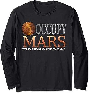 Best colonize mars t shirt Reviews