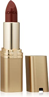 L'Oreal Paris Makeup Colour Riche Original Creamy, Hydrating Satin Lipstick, 860 Spice,1 Count