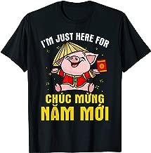 Chuc Mung Nam Moi 2019 Vietnamese New Year 2019 T-shirt