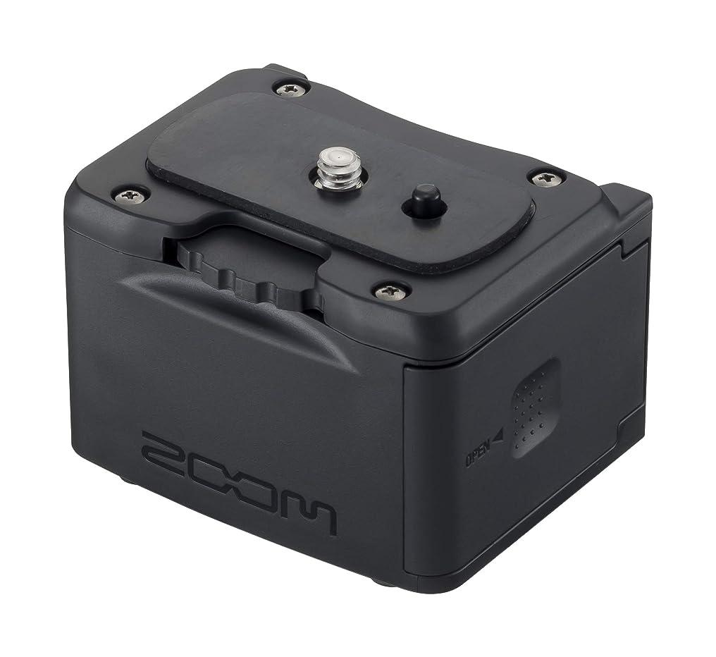 ほぼ安全追記ZOOM ズーム バッテリーケースBCQ-2n (Battery Case for Q2n / Q2n-4K)