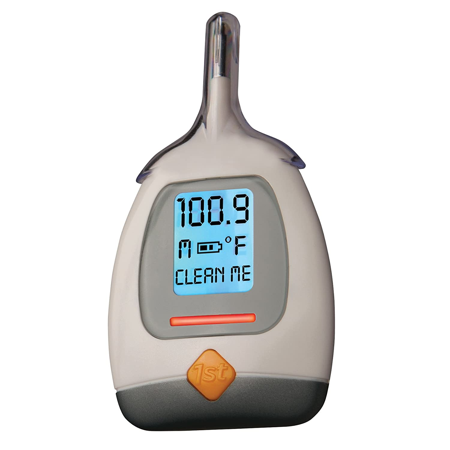 Safety 1st Advanced Solutions High Speed Rectal Thermometer : Baby Thermometers : Health & Household