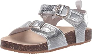 Kids Skye Girl's Faux Buckle Sandal