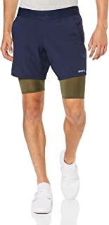 SKINS Men's DNAmic Primary SUPERPOSE 1/2, Navy/Utility