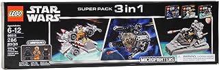 LEGO Star Wars Super Pack 3 in 1 66515