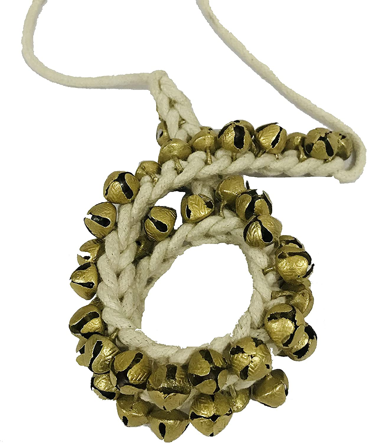Ghungroo dancing Phoenix 35% OFF Mall bells with white soft 100 pair C + String
