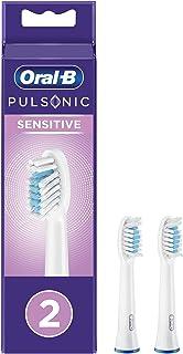 Oral-B Pulsonic Sensitive diş fırçası başlığı, 2 adet
