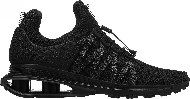 Nike Shox Gravity Mens Ar1999-001 Size 13 Black Black-Black