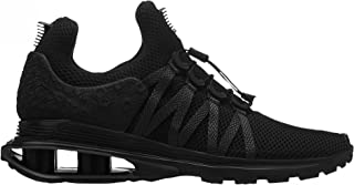 Mens Shox Gravity Fabric Low Top Lace Up Running Sneaker