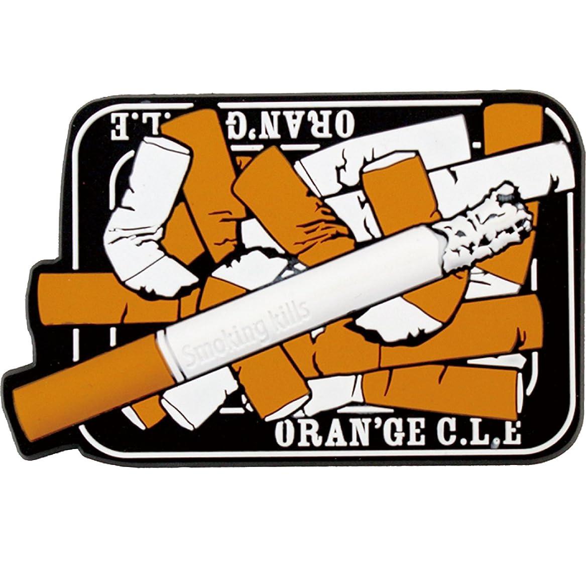 チャンバー不屈フォローOrange(オレンジ) スノーボード用デッキパッド ORAN'GE 滑り止め ゴムタイプ タバコGMマット #110652