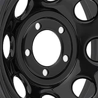 Pro Comp Steel Wheels Series 97 Wheel with Flat Black Finish (17x9