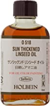 Holbein Sun Thickened Linseed Oil 55Ml