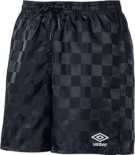 Youth Rio Check Shorts, Caviar, XXS