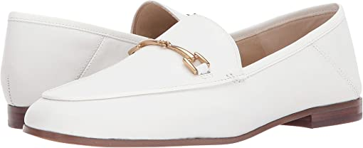 Bright White Modena Calf Leather