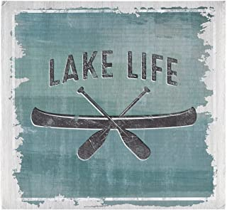 MCS MBI 13.5x12.5 Inch Lake Life Theme Scrapbook Album with 12x12 Inch Pages (860122)