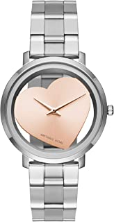 Michael Kors Jaryn Two Hand Heart Watch