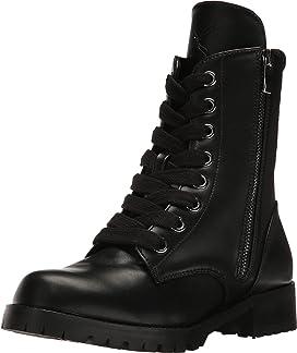 Flat Combat Boot