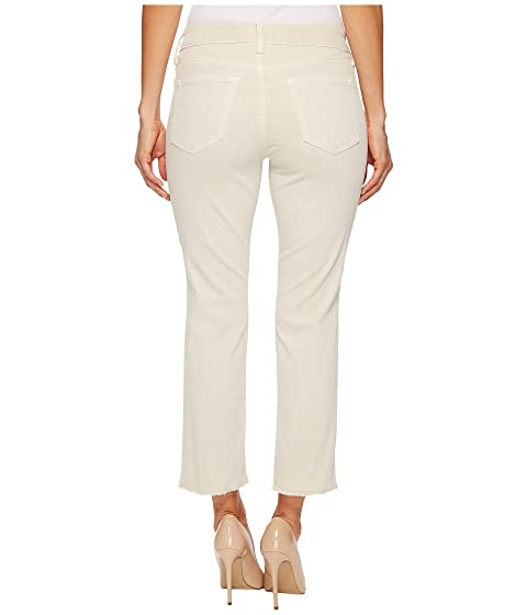 NYDJ Petite Petite Sheri Slim Ankle w/ Fray Hem Twill Feather Sale Cheap Prices Genuine Cheap Online Popular Sale Online Discounts Outlet Huge Surprise PA3qWM1