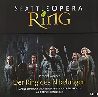 Best seattle opera wagner ring Reviews