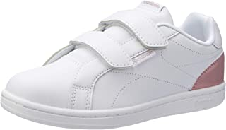 Reebok Royal Comp Cln 2V, Unisex Kid's Sneakers, White