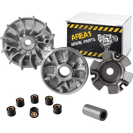 Variomatik Set Rex Rs 125 Qm125t 10h Rs 125 1000 1100 Sc 125 150ccm Auto