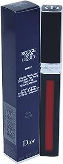 Christian Dior Rouge Liquid Lip Stain - 999 Matte for Women - 0.2 oz Lip Gloss