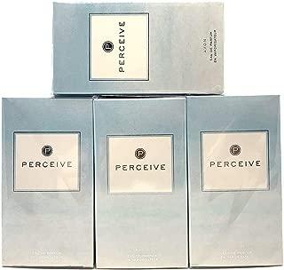 4 x AVON Perceive Eau de Parfum 50ml - 1.7fl.oz. SET !