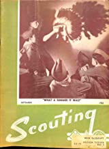 Scouting -- September 1952 -- Boy Scouts