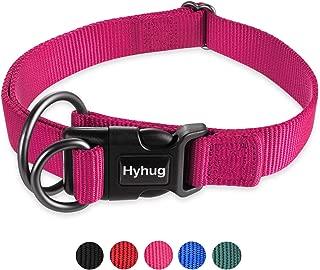 pink ny giants dog collar