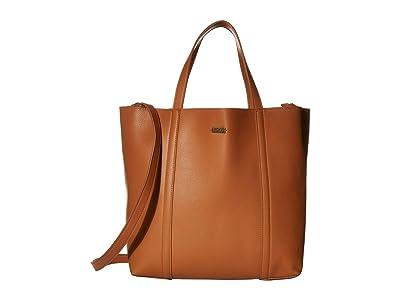 Roxy Acai Lover Tote (Camel) Tote Handbags