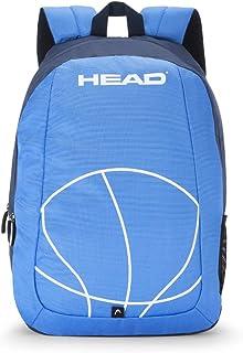 HEAD Dribble 20 Ltrs Light Blue Laptop Backpack (HD/DRI24BP)