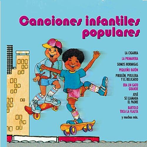 Canciones Infantiles Populares by Coro Infantil Tizas on Amazon Music - Amazon.com