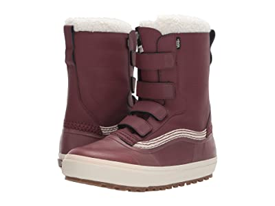 Vans Standard V Snow Boot (Andorra Red/Turtledove) Men