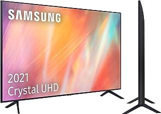 """Samsung 4K UHD 2021 43AU7105 - Smart TV de 43"""" con Resolución Crystal UHD, Procesador Crystal UHD, HDR10+, PurColor, Contr..."""