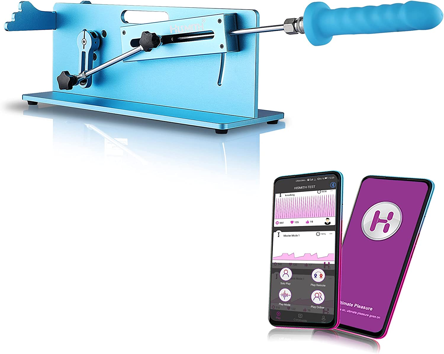 Hismith Table Top 2.0 Pro - APP Machine Regular discount Remote OFFicial store Premium with Sex