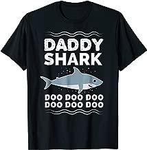 Mens Daddy Shark Doo Doo Doo T-Shirt | Matching Family Shirt