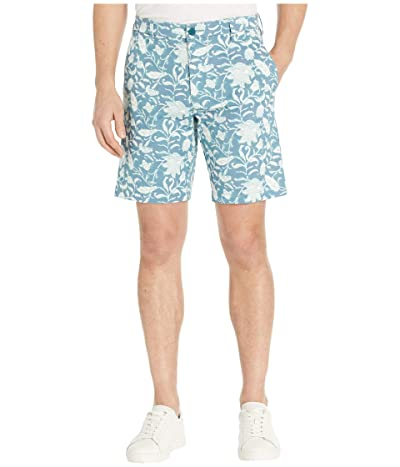 Dockers Supreme Flex Ultimate Shorts (Banta Blue Flower) Men