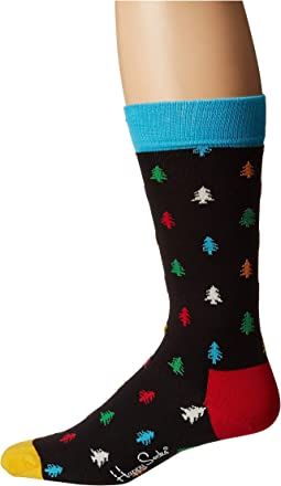Conifer Tree Sock