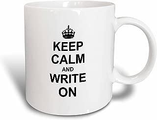 Best keep calm and write on mug Reviews