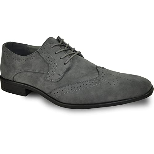 9da29461e Men Dress Shoe King Classic Oxford Leather Lining - Wide Width Available