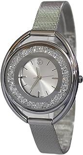 Bellos Dolce Vita - Reloj para mujer y pulsera con motivo de serpiente