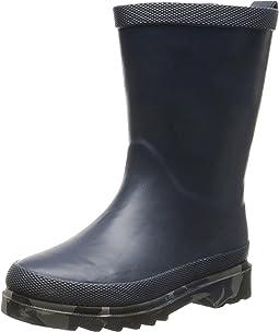 Camo Sole Solid Rain Boot (Toddler/Little Kid/Big Kid)