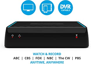 AirTV | Dual-tuner Local Channel Streamer for TVs and Mobile Devices | DVR Capable | Built for Sling TV | Bonus $25 Sling TV Credit