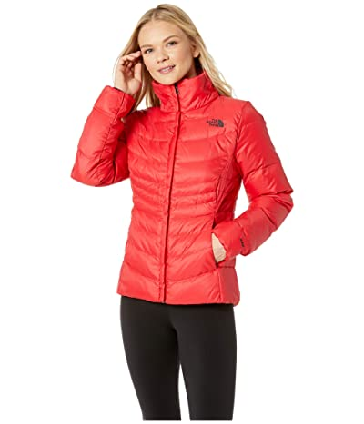 The North Face Aconcagua Jacket II (TNF Red) Women