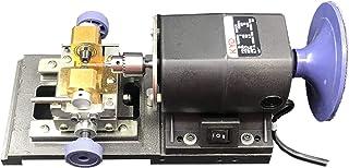 M/áquina de perforar perlas de 480 W con 2 taladros de coral y m/áquina de pulir cuentas de /ámbar con perforaci/ón simult/ánea en ambos extremos 220 V BAOSHISHAN