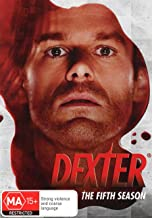 Dexter Season 5   4 Discs   NON-USA Format   PAL   Region 4 Import - Australia