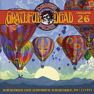 Dave's Picks, Volume 26: Albuquerque Civic Auditorium, Albuquerque, NM 11/17/71