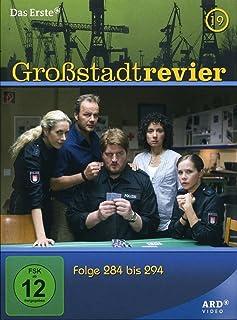 Großstadtrevier: Vol. 19 / Staffel 23 / Folgen 284-294 / Amaray